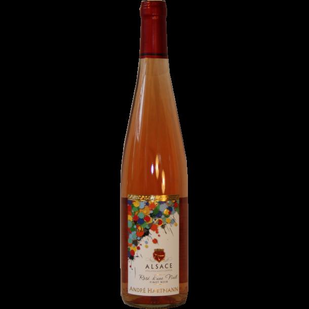 Pinot Noir rosé  Une Nuit 2019 André Hartmann